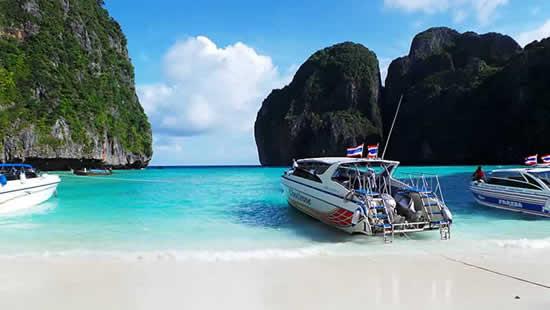 Barca Privata Phuket e Yacht