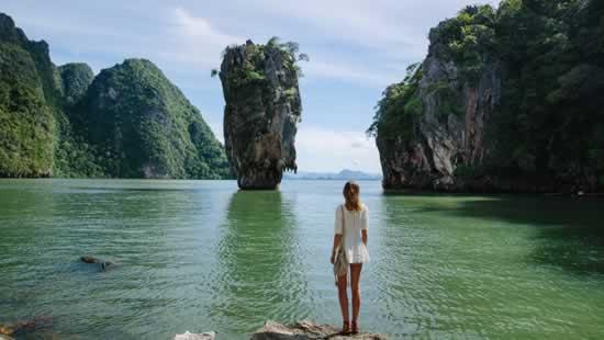 Isola James Bond