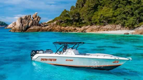 vacanza Phuket - mare cristallno