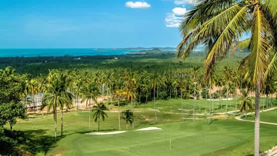 Golf a Koh Samui