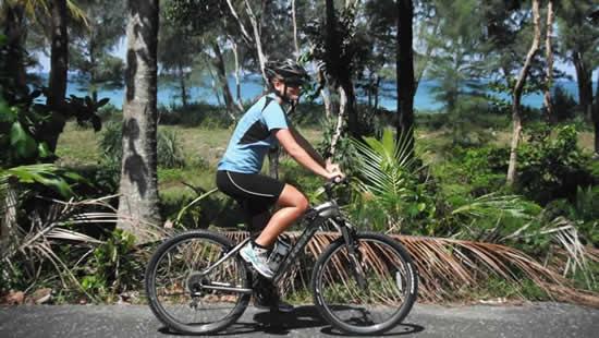 Phuket in Bici