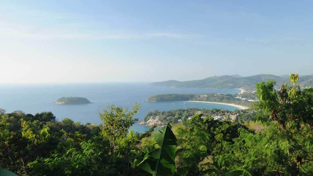 Phuket Giri Turistici - Punti Panoramici