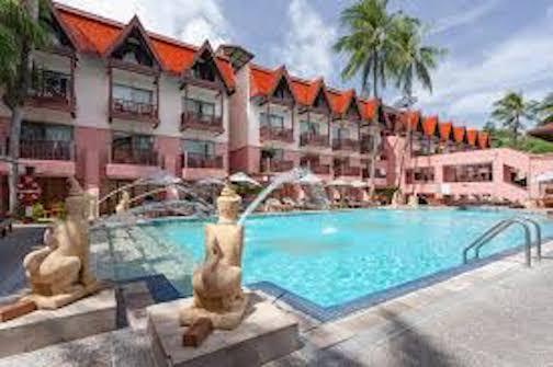 Phuket Hotels - Seaview Patong Hotel