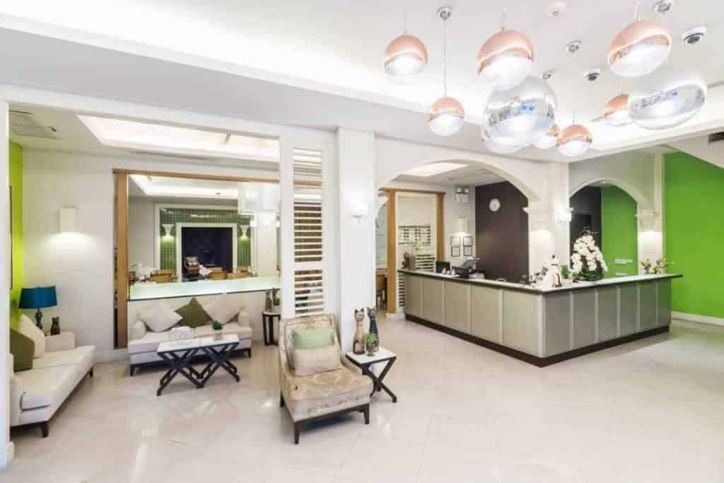 Hotel De Bangkok Reception