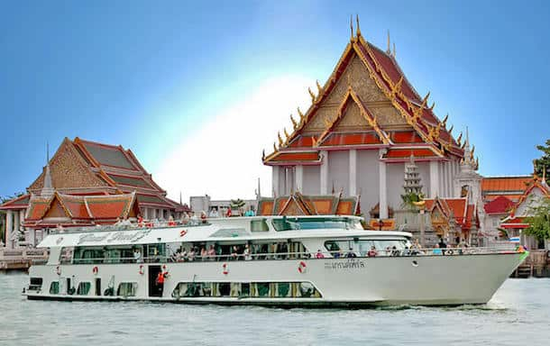 Tours di Ayutthaya - Crociera Grand Pearl