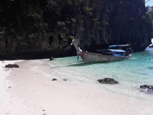 Tour Privato di Phi Phi - Barca Longtail
