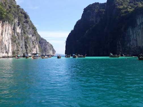 Tour Privato di Phi Phi - Laguna Pileh