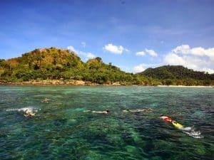 Tour di 4 Isole da Koh Lanta