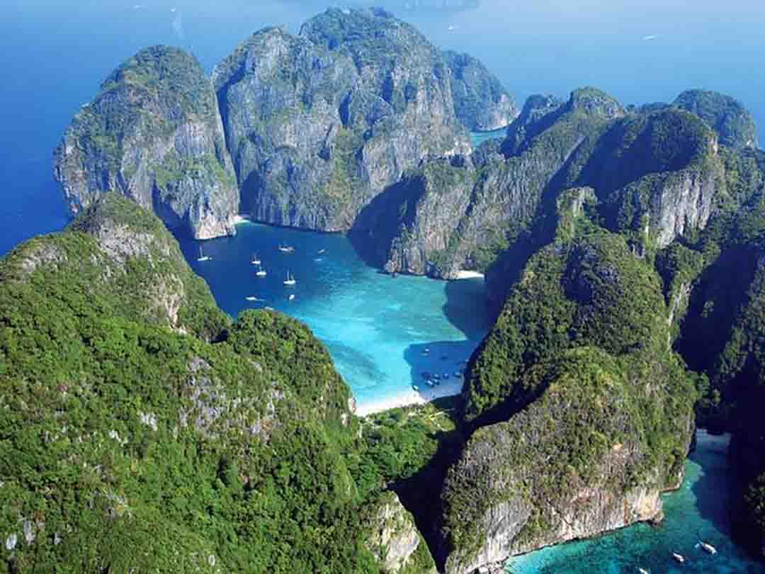 Phi Phi Island (isola di Phi Phi)