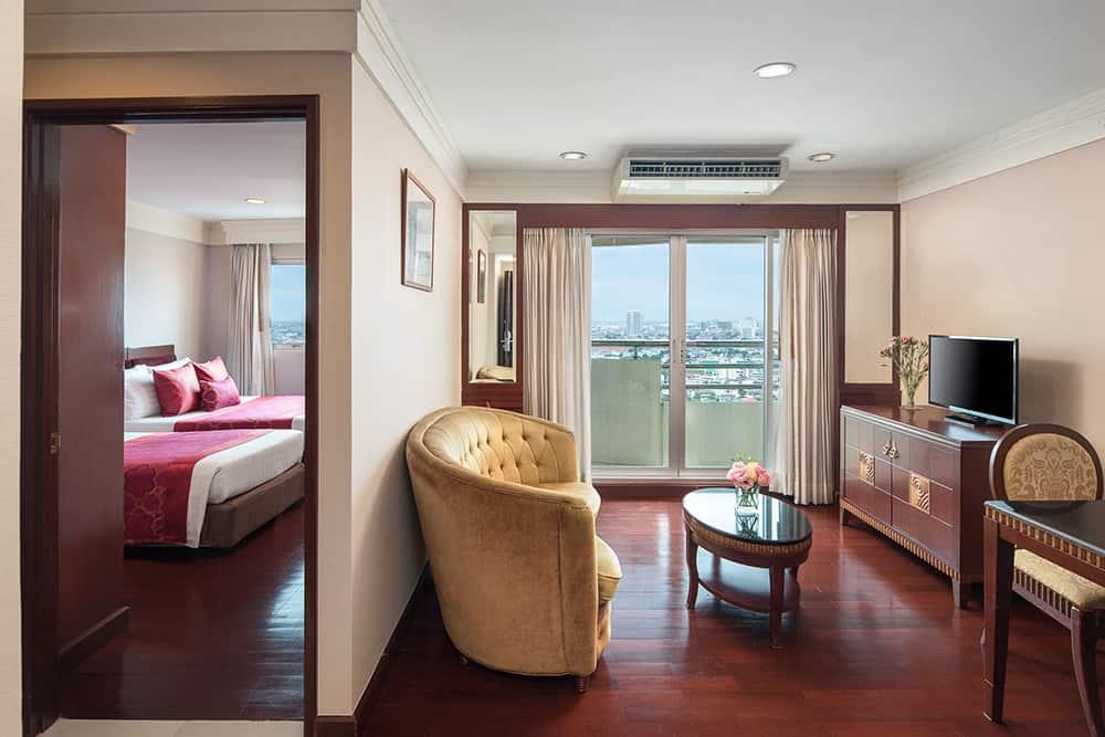Bangkok Hotels - Prince Palace Hotel Letti Singoli