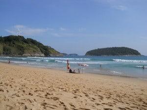 Spiaggia di Nai Harn Beach
