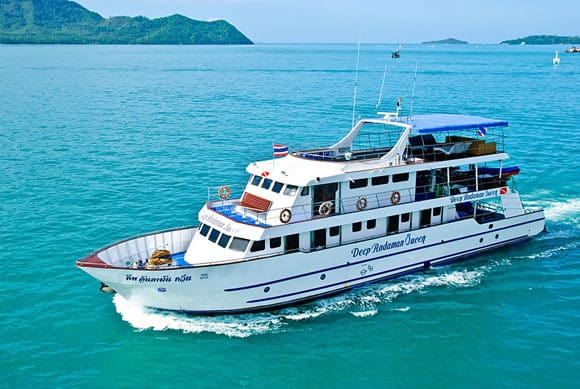 Immersioni Phuket - Deep Andaman Queen