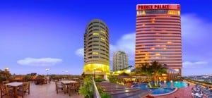 Bangkok Hotels - Prince Palace Hotel