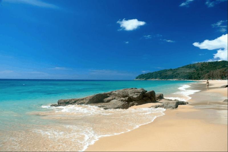 Spiaggia di  Nai Thon Beach