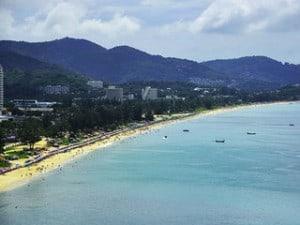 Spiaggia di Karon Beach