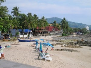 Le Spiagge di Phuket - Kalim Beach