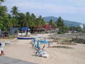 Spiaggia di Kalim Beach