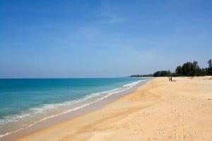 Spiaggia di Nai Yang Beach
