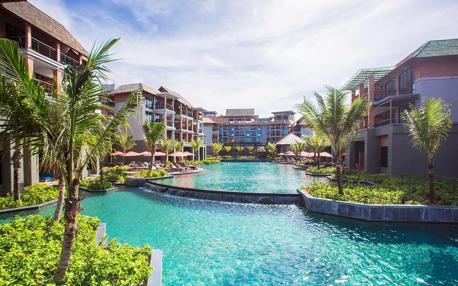 Mai Khao Lak Resort - Piscina