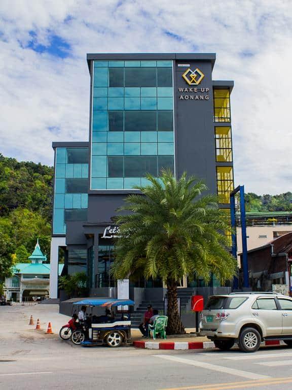 Krabi Hotels - Wake Up Ao Nang Hotel