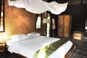 Krabi Hotels - Wareerak Hot Spring - Bamboo Cottage Interno