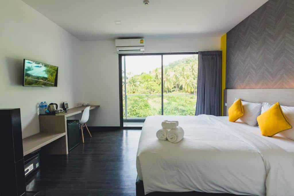 Wake Up Ao Nang Hotel - Camera Deluxe