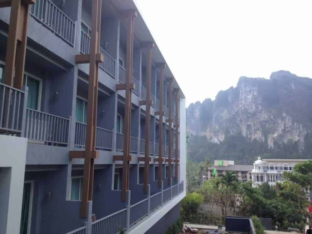 Krabi Hotels - Marina Express - Scogliere