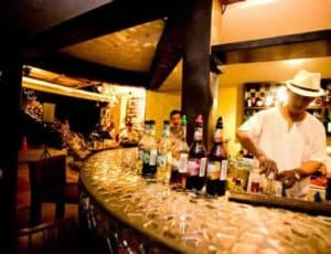 Phra Nang Inn - Bar