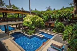 Krabi Hotels - Phra Nang Inn - Piscina