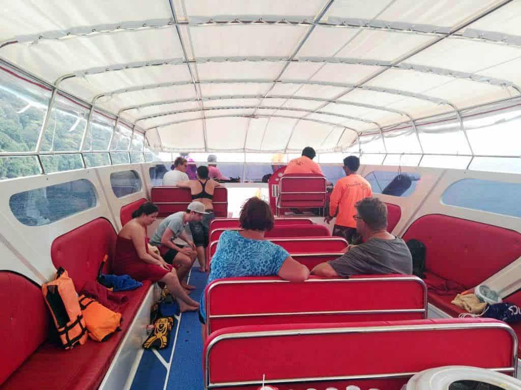 Phuket Snorkeling a Surin