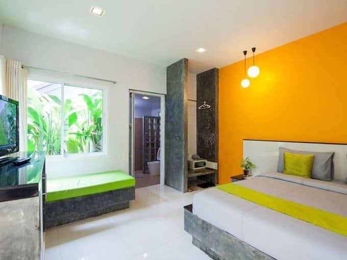 Krabi Hotels - Aonang Paradise Resort - Camera Superior