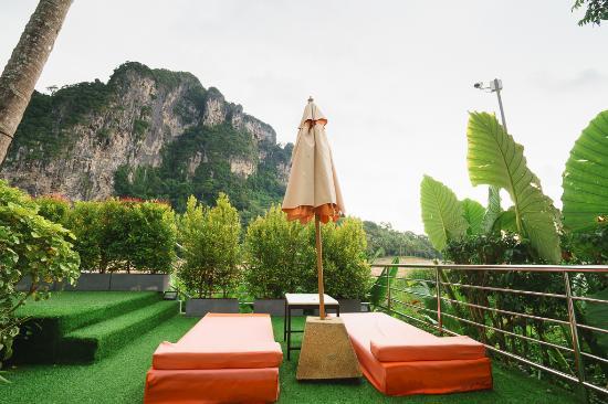 Krabi Hotels - Aonang Paradise Resort - Incredibile vista