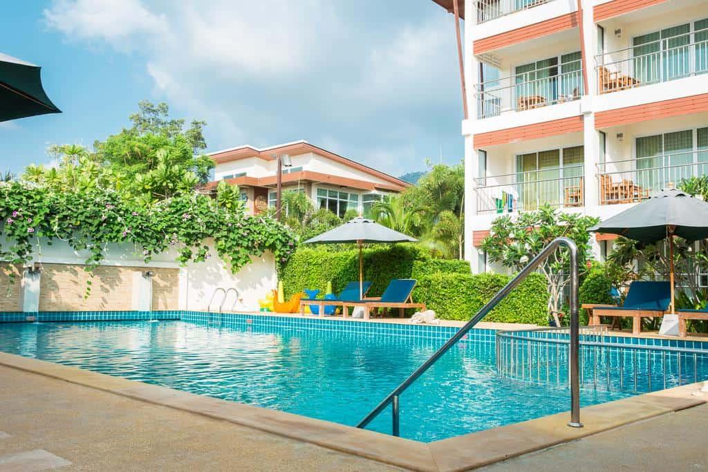 Lamai Coconut Beach Resort - Piscina
