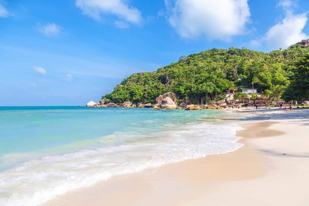 Thongtakian Resort - Spiaggia