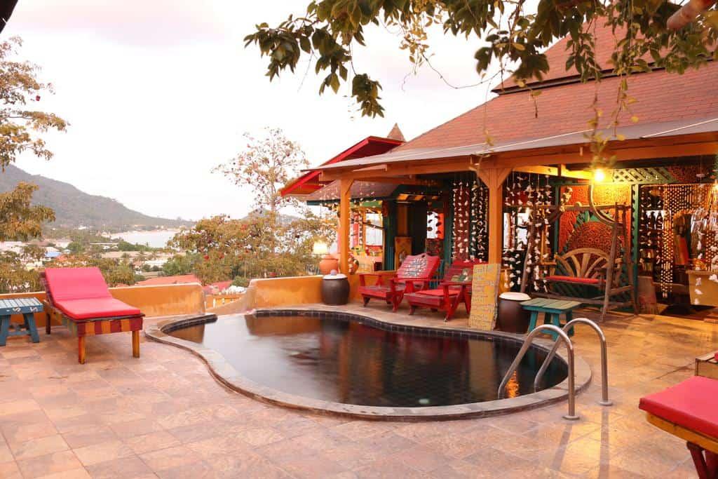 Varinda Garden Resort - Piscina