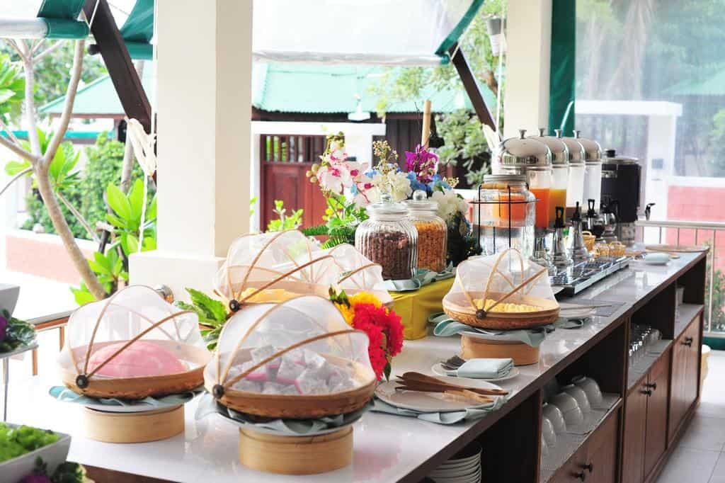 Lamai Coconut Beach Resort - Ristorante