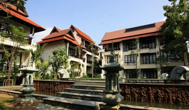 Bodhi-Serene-Chiang-Mai-Cortile