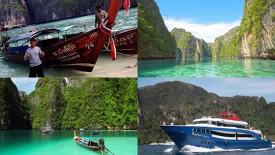 Isola di Phi Phi – Phuket Tours Esclusivi