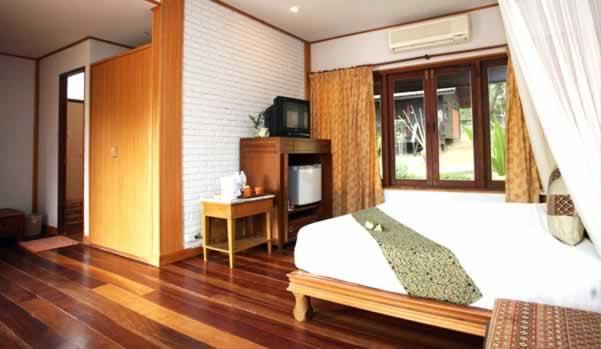 Phi Phi Bay View Resort: Camere