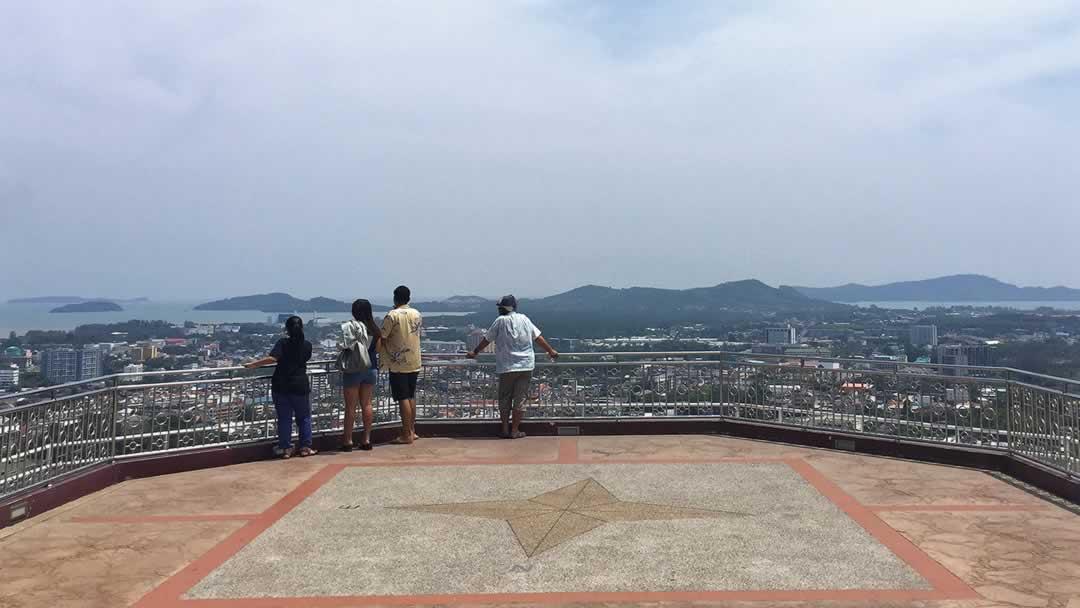 Visita Guidata - Phuket Rang Hill