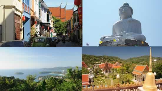 Visita Guidata di Phuket