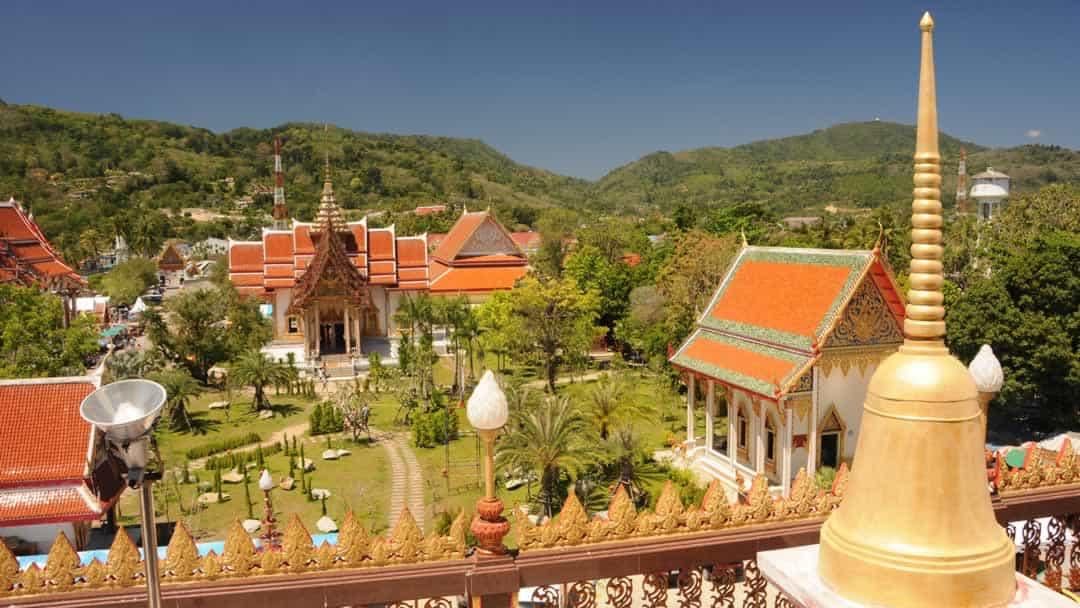Visita Guidata - Phuket Wat Chalong