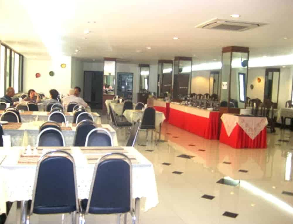 Wangburapa Grand Hotel - Buffet